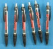 scroll pens, custom flag pens, wedding pens