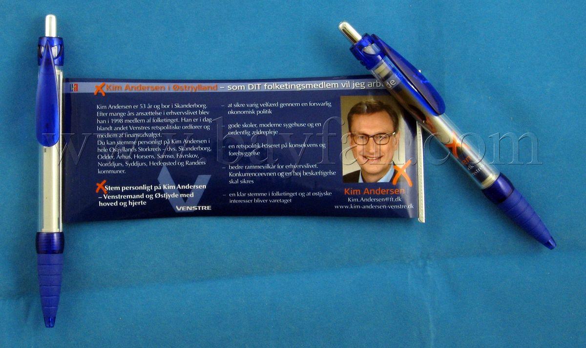 personalized banner pens,election pens, personalized scroll pens,personalized flyer pens, personalized flag pens